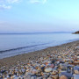 Karlovasi beach (north-west samos)